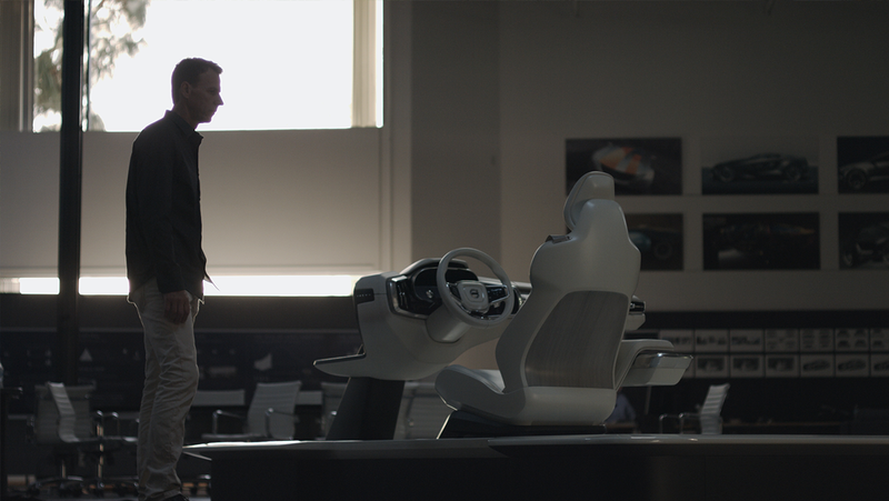 Volvo Cars — Future of Driving