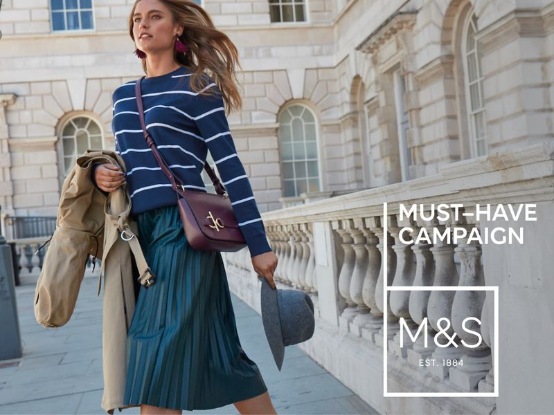 M&S - AW18 Campaign