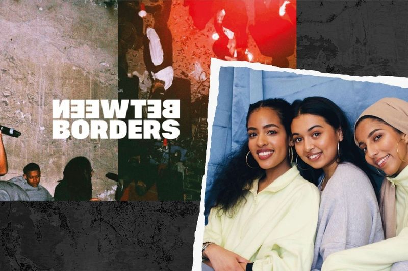Between Borders X Muslim Sisterhood Zine