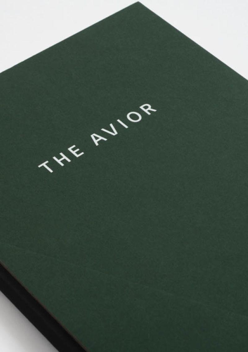 The Avior - branding a Tokyo residence redefining luxury