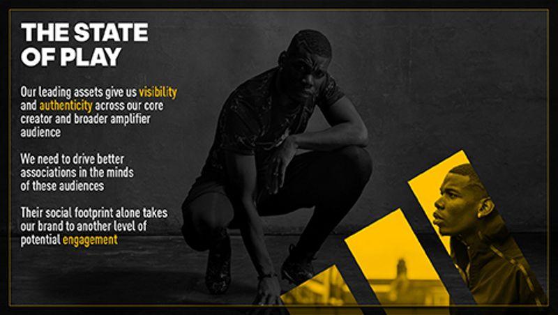 Adidas PowerPoint presentation