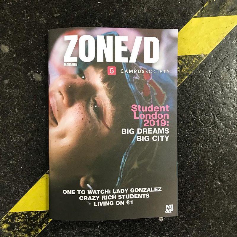 ZONE/D MAGAZINE
