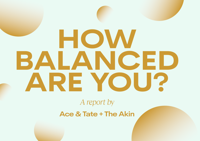 HOW BALANCED ARE YOU?