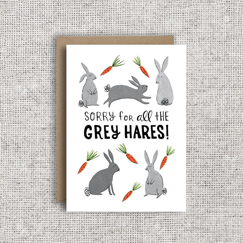 Greeting Cards for O What A Feeling: Textile & Paper Goods Co.