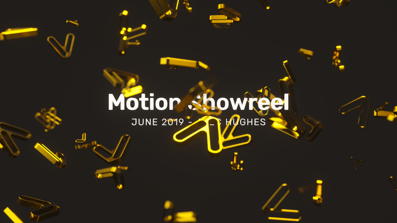 Showreel June 2019