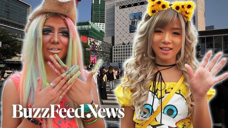 The Last Girls of Japan's Gangruo Subculture