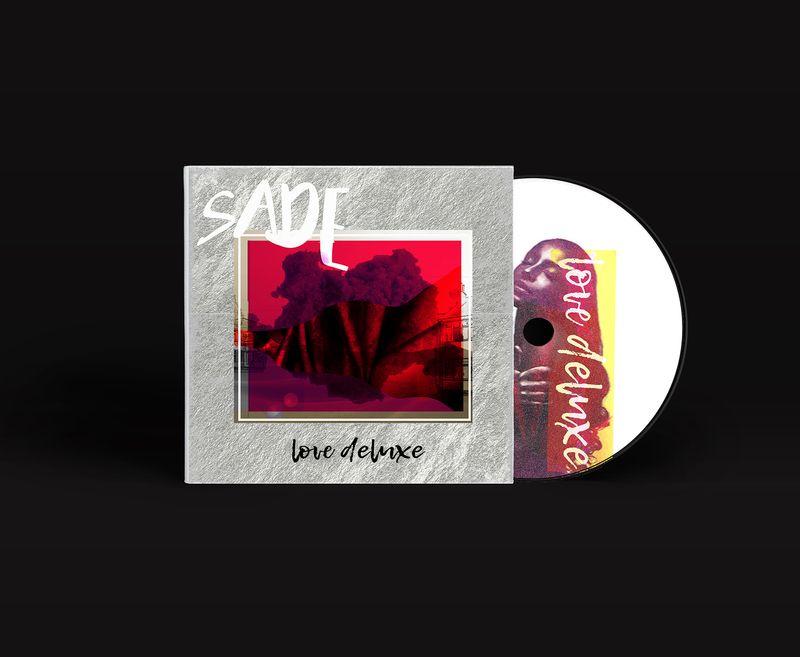 Sade Album cover Redesign