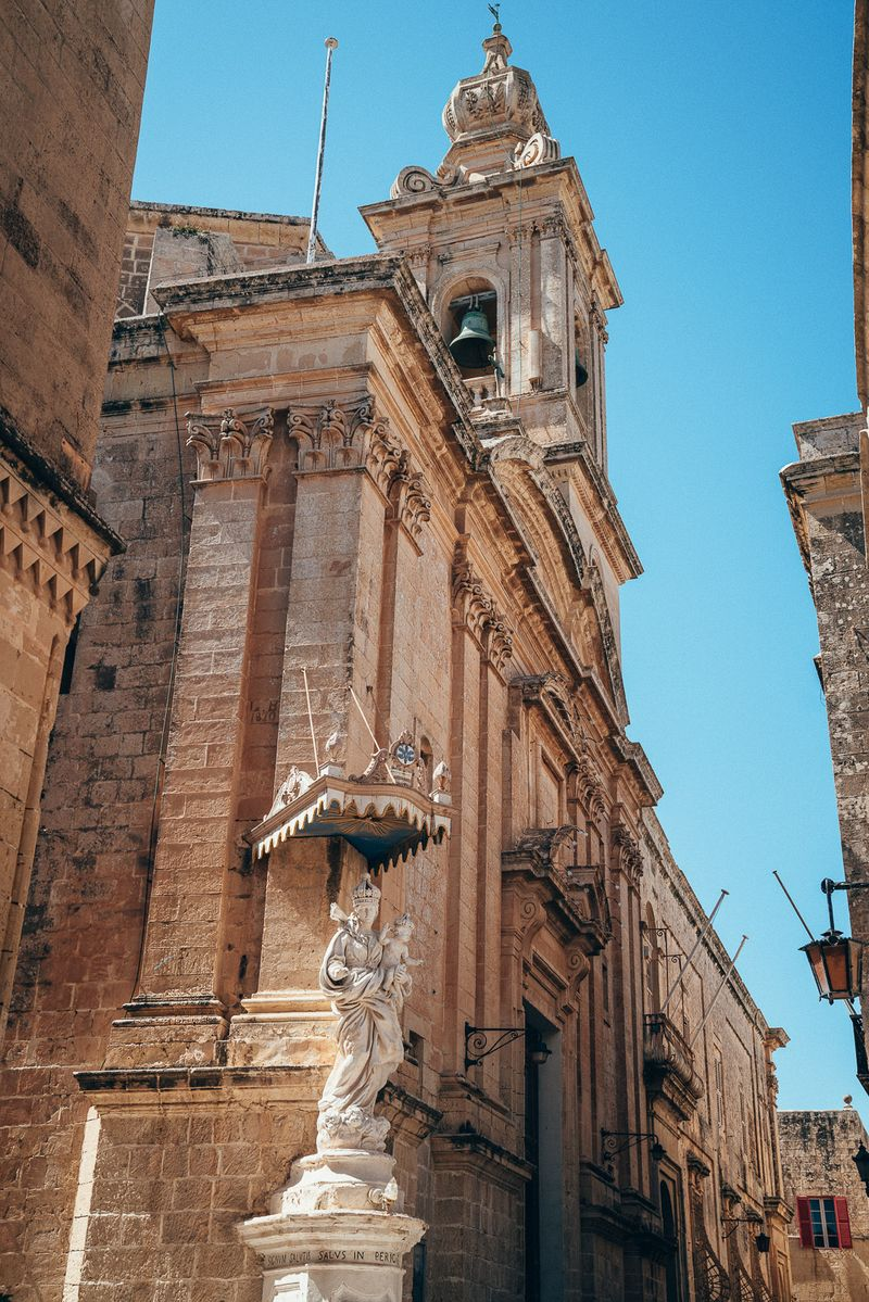 Letters from Malta: Mdina, Silence speaks more than Words...