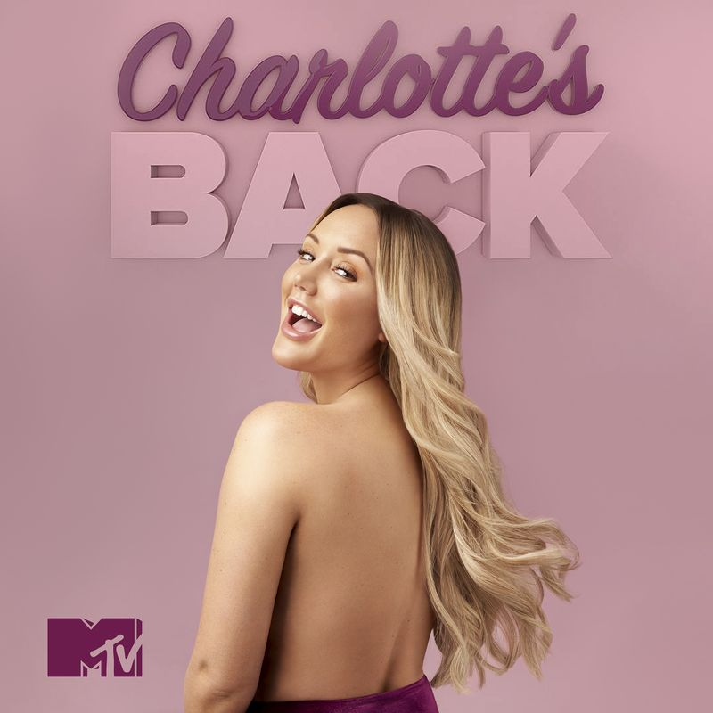 Charlotte's BACK advertising Campaign