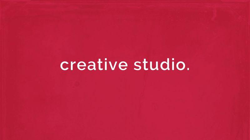 Studio Reel 2020