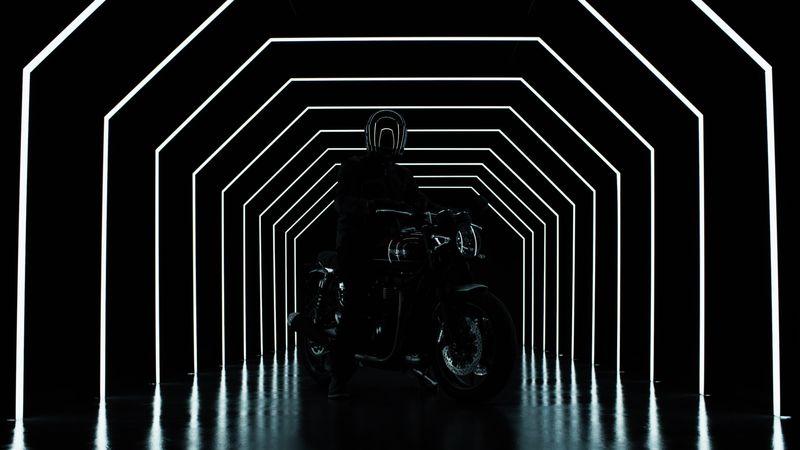 Brand film for Triumph Speedtwin