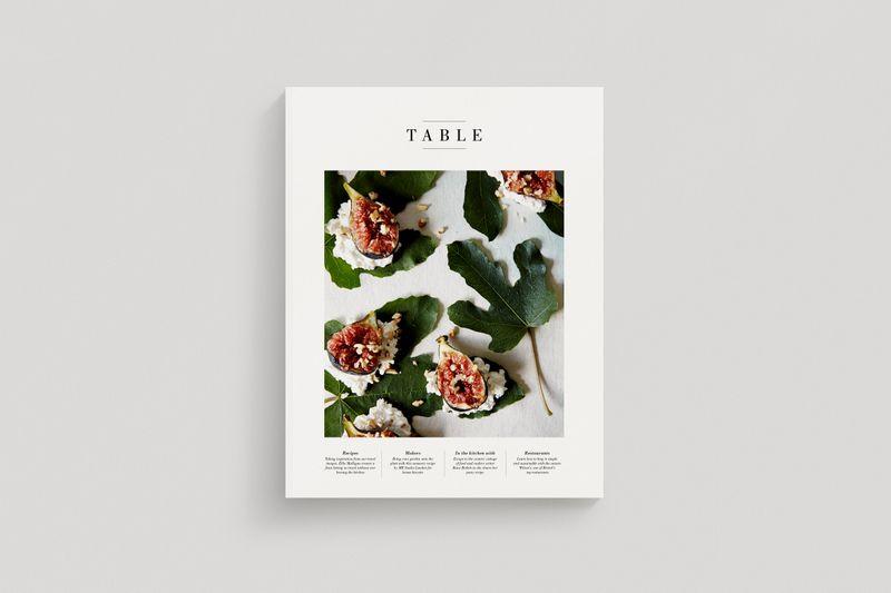 Volume 02 - Table Magazine