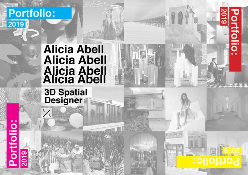 Alicia Abell Portfolio - 2019