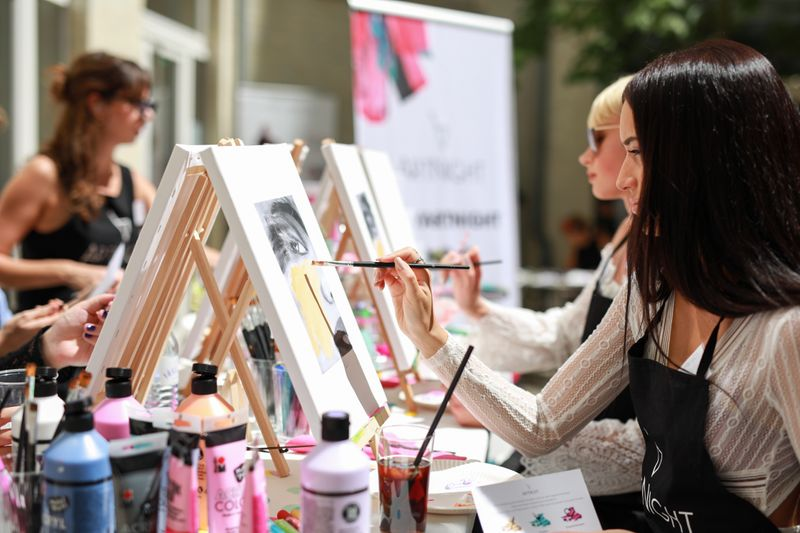 ArtNight Workshops in London