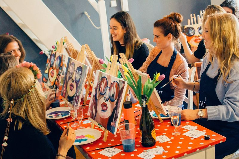 ArtNight - Creative painting workshops in Birmingham