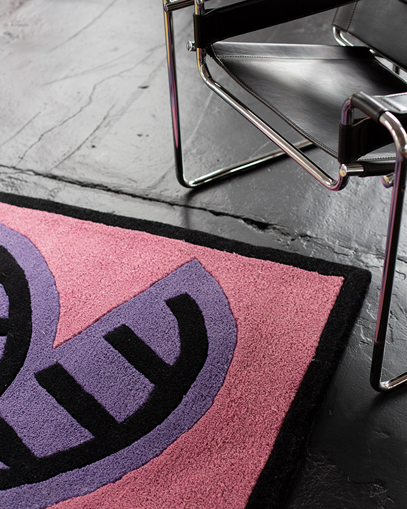 """Season of Victory X The Knot Collective Rugs. """"UNWASTED: The Eco Collection"""""""