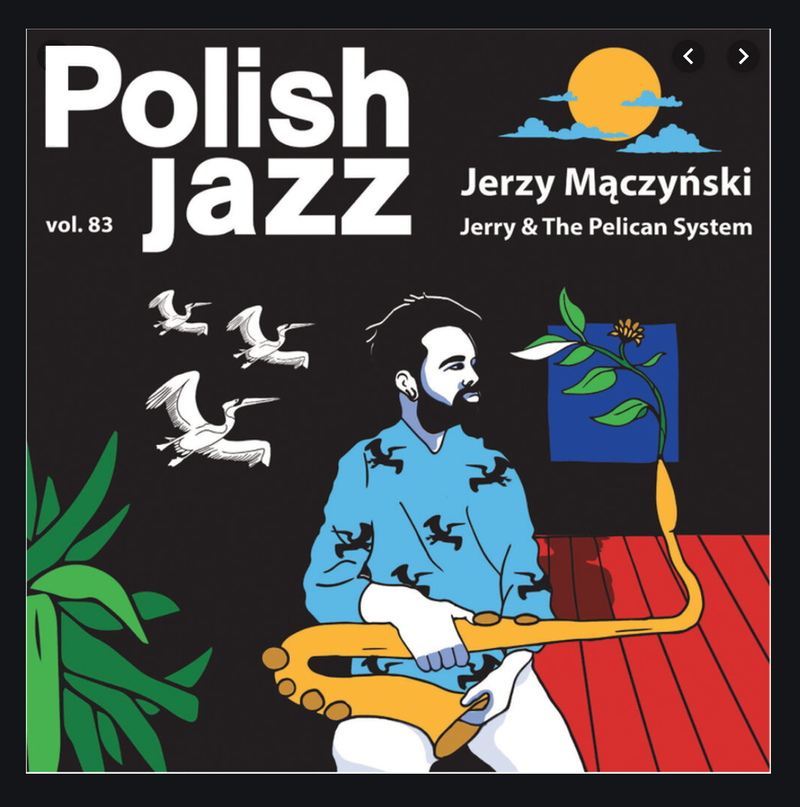 Polish Jazz vol.83 cover