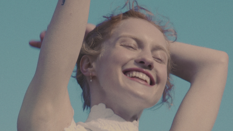 Harper's Bazaar behind-the-scenes video