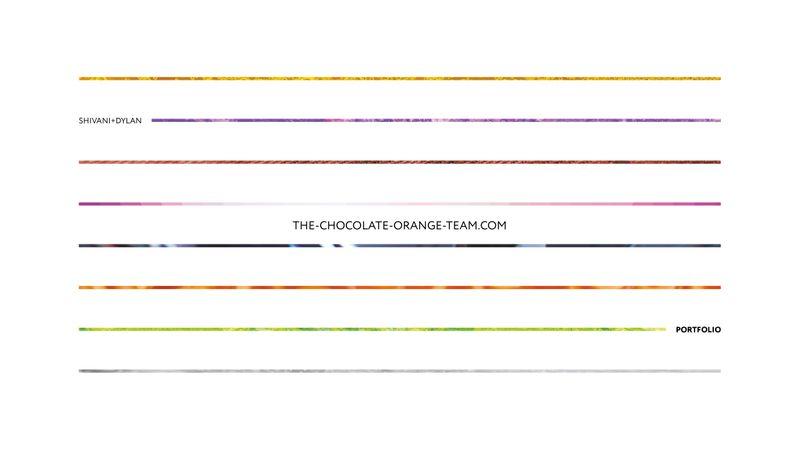 FIRST BOOK - THE CHOCOLATE ORANGE TEAM