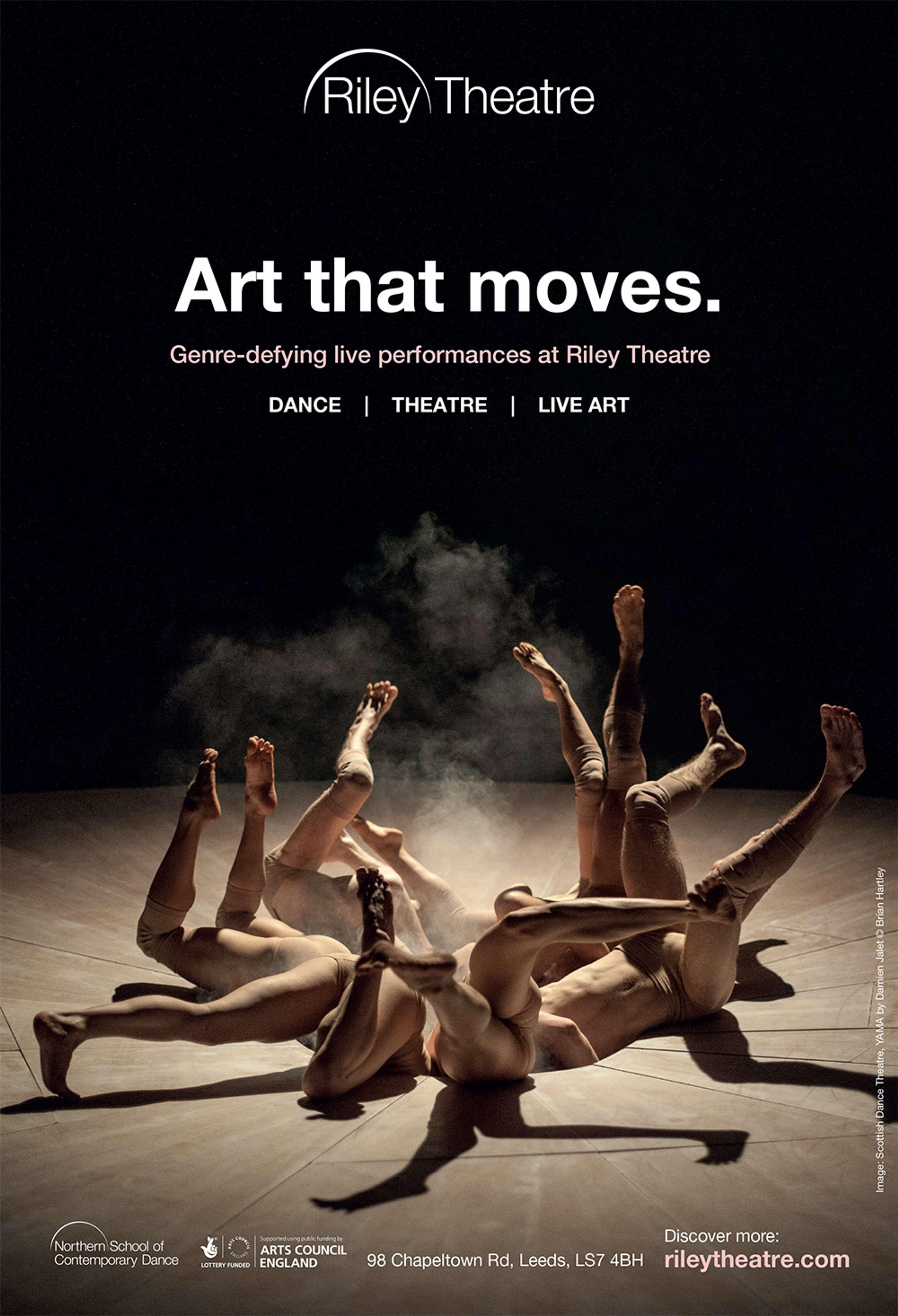 Riley Theatre | The Dots