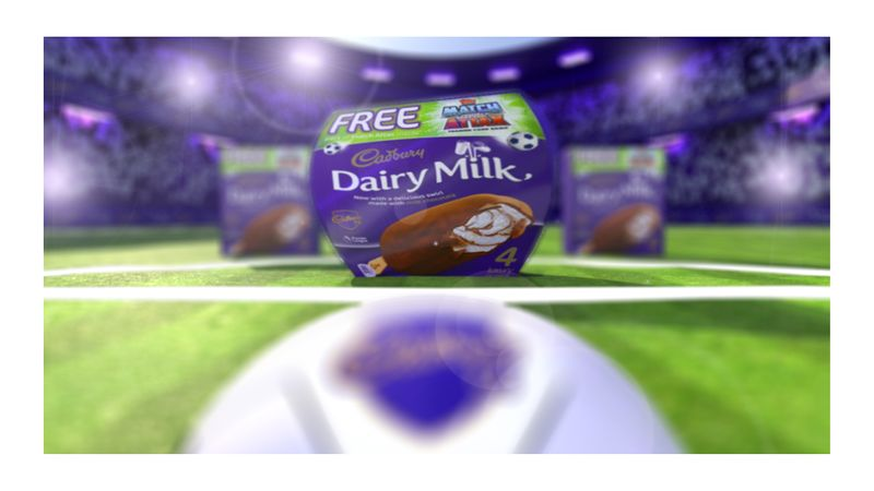 Cadbury Ice-cream Match Ataxx Promo video