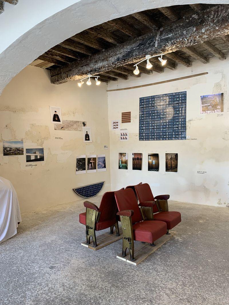 Exhibiting in Arles Voies Off Festival