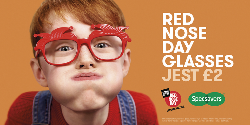Specsavers Comic Relief