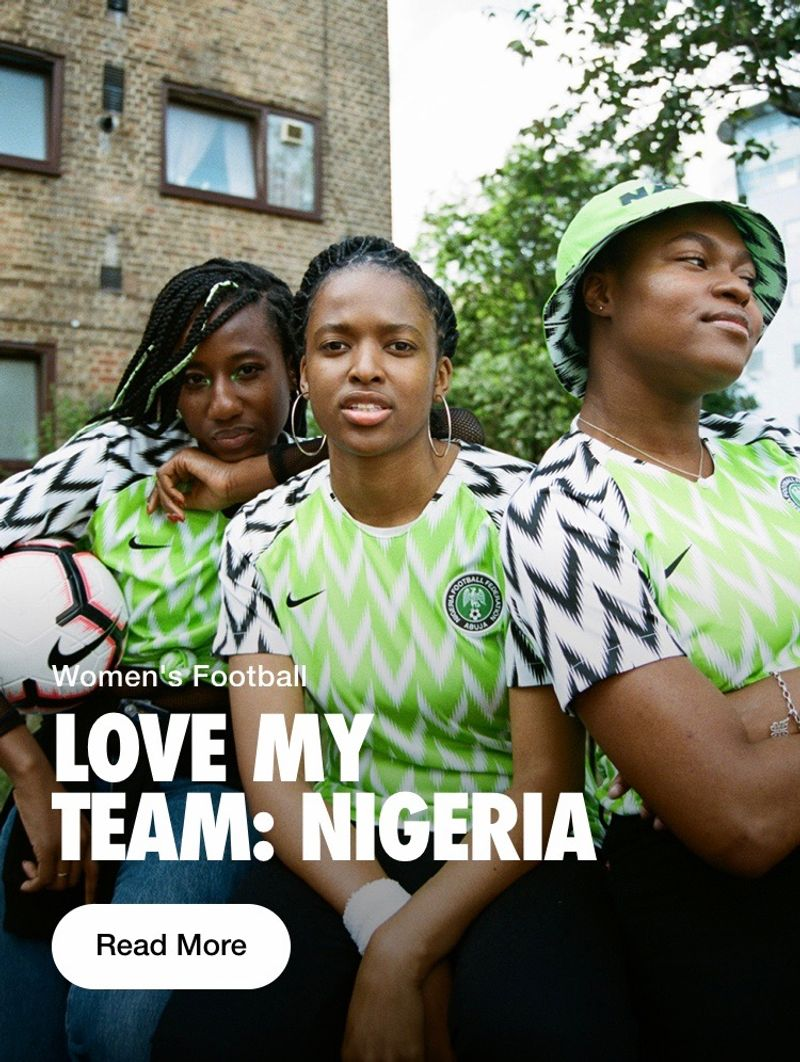 Nike 'Love My Team'