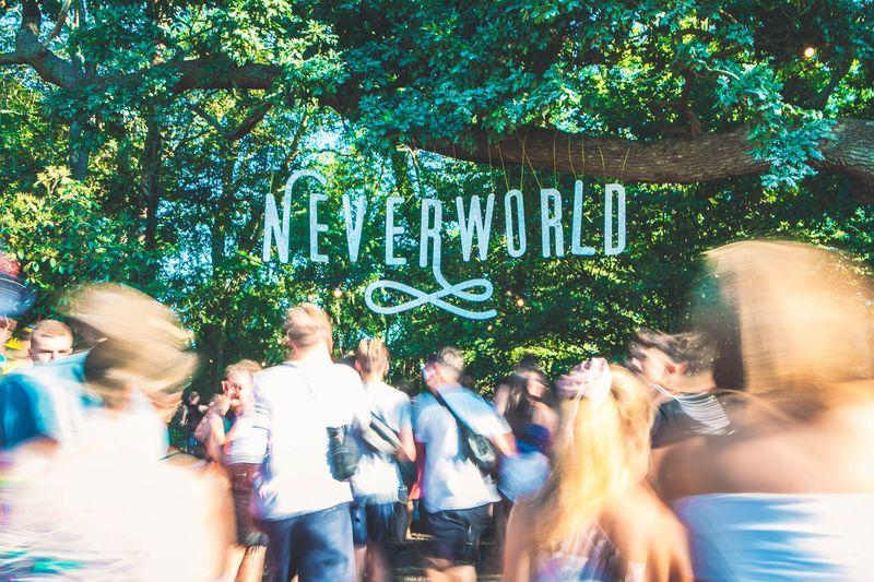 Talks Programme x Neverworld Festival 2019