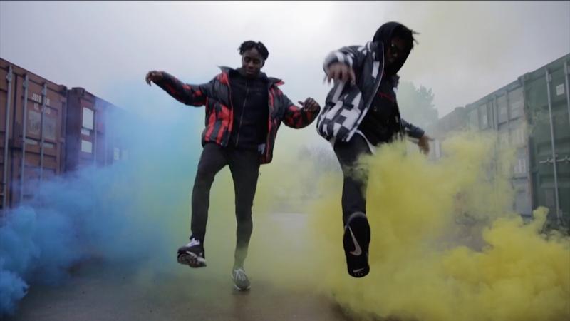 Music video showreel