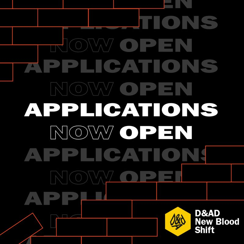 New Blood Shift 2019 - applications now open