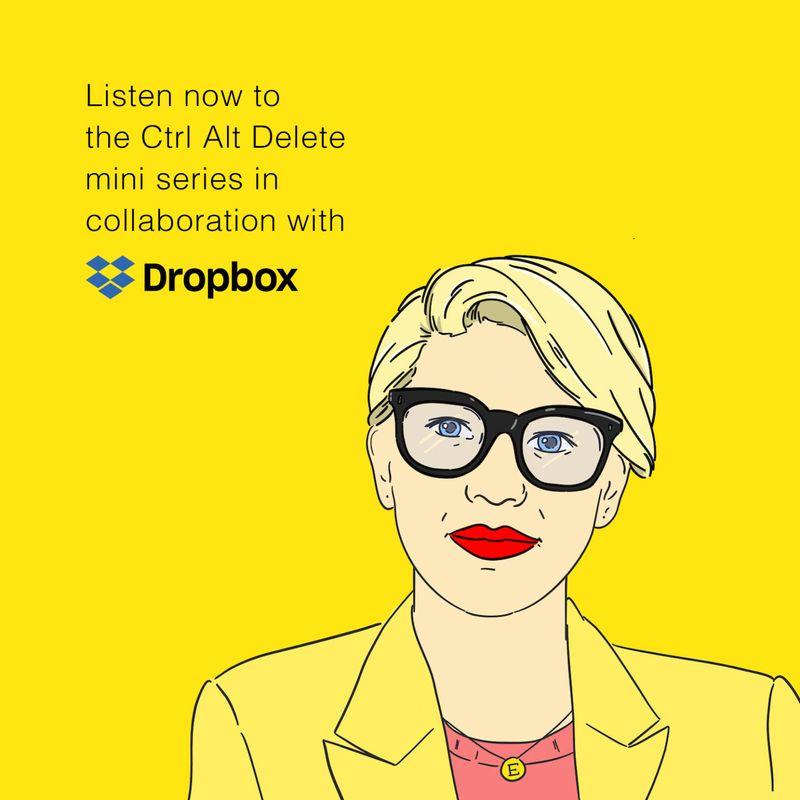 Dropbox collaborates with Ctrl, Alt, Del