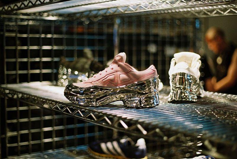 Browns Sneaker Beast – Raf Simons x adidas
