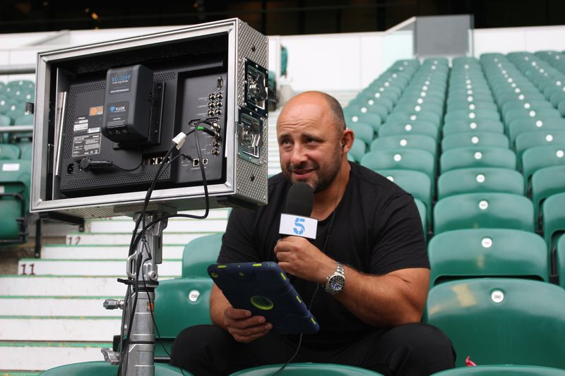 Channel 5 Rugby - Little & Large