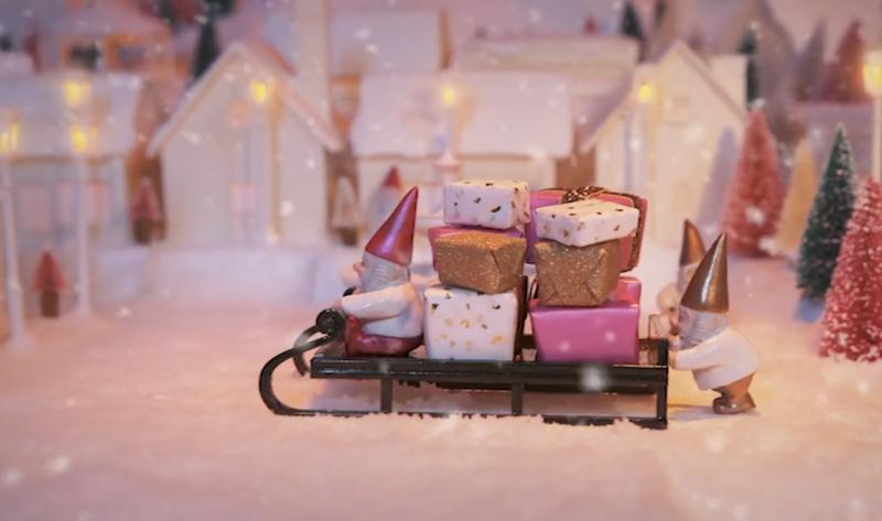 TV3 Denmark Christmas Village