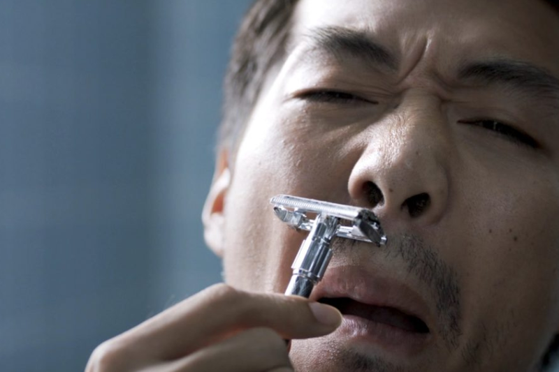 """Gillette """"Shave Fearless"""""""