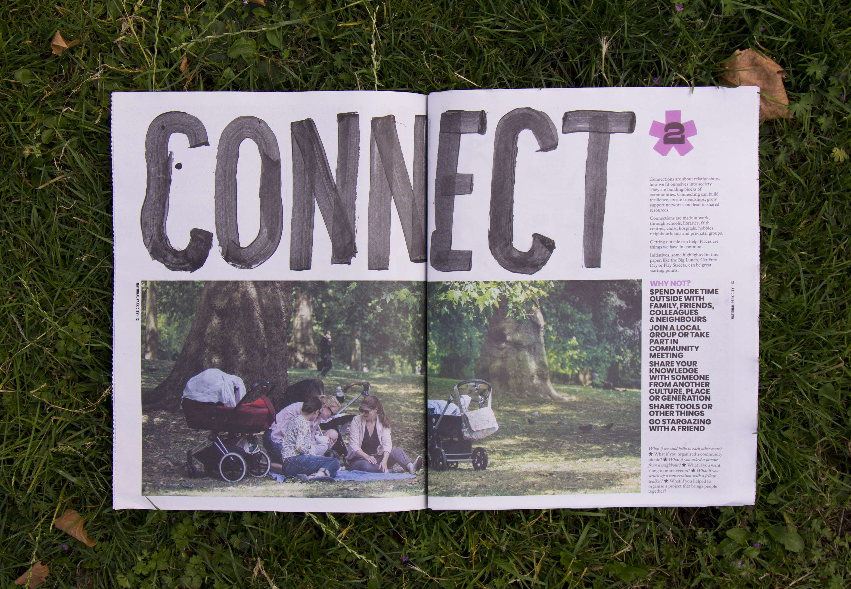 National Park City Maker paper* | The Dots