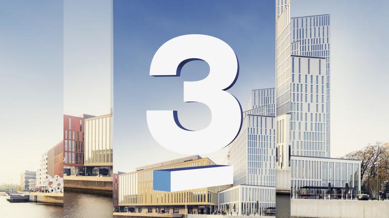 TV3 Sweden Rebrand