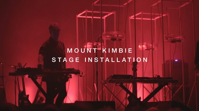 Mount Kimbie at The Barbican