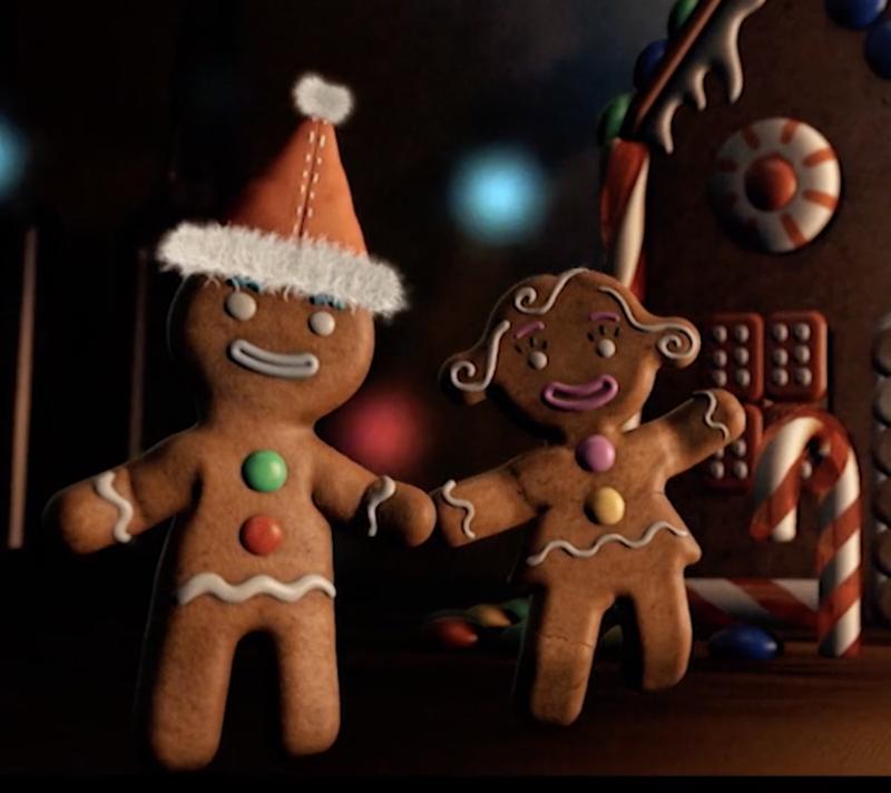 Revenge of the Gingerbread Man