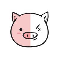 Uncultured Schwein