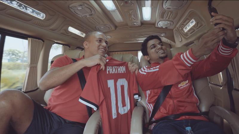 Uber x Manchester United: Destination United