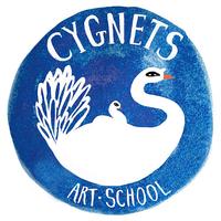 Cygnets Art School logo