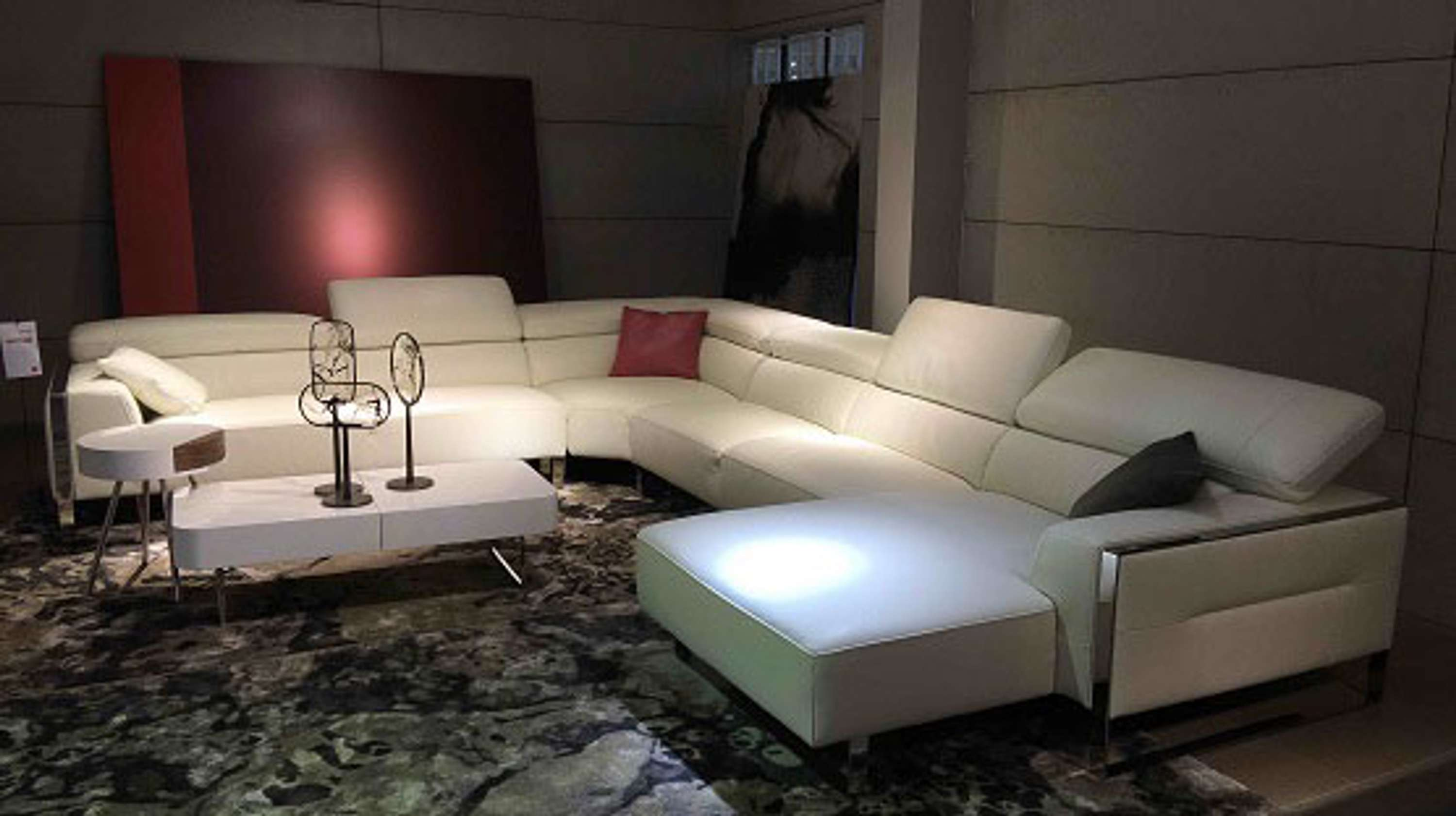 Remarkable European Contemporary Style Leather Sectional Sofa 5200 Uwap Interior Chair Design Uwaporg