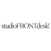 studioFRONTdesk! logo