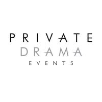 Private Drama Events logo