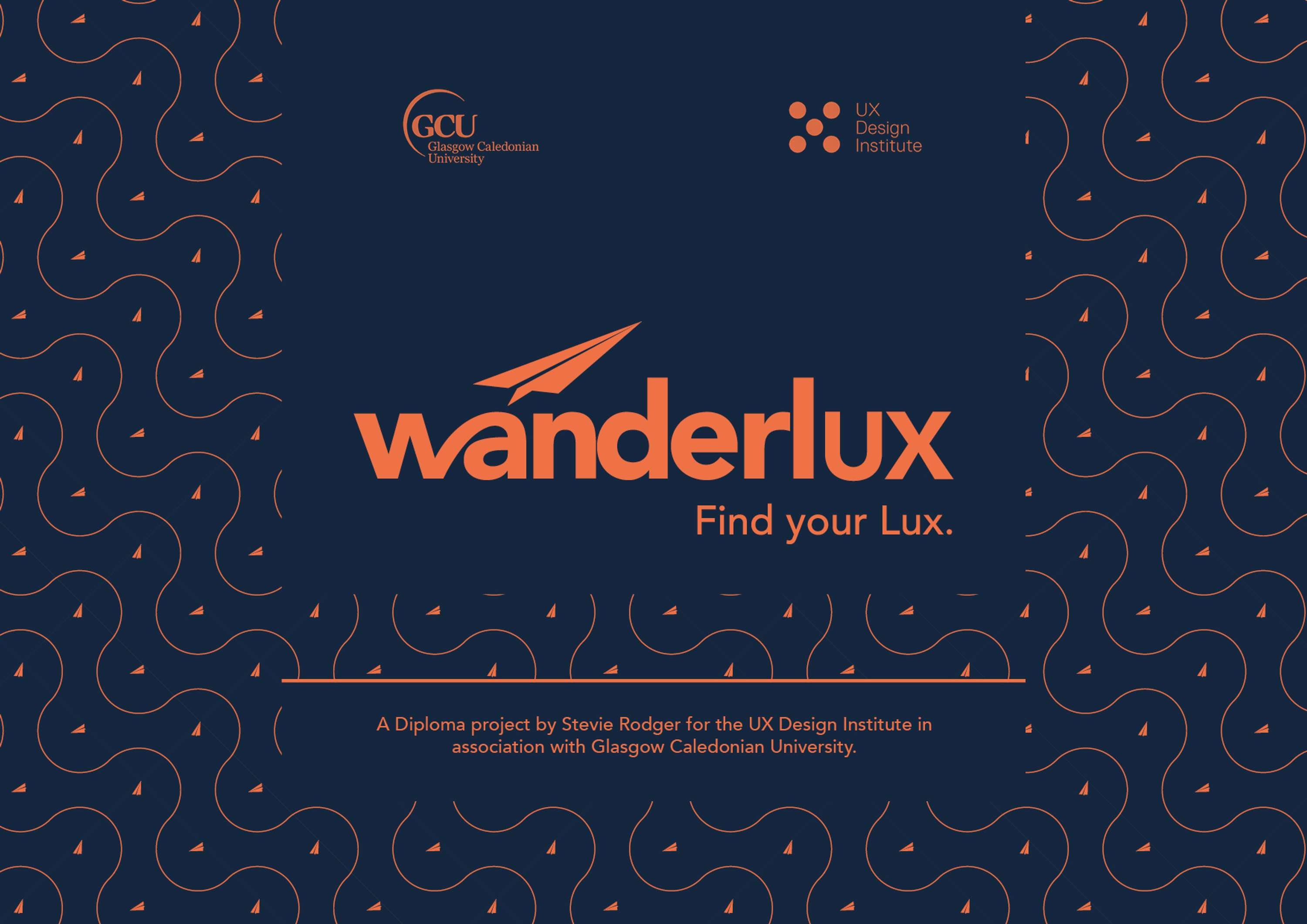 Wanderlux User Experience Journey The Dots