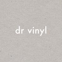 Dr Vinyl logo