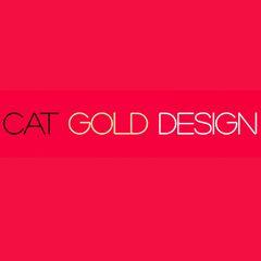 Cat Gold Design
