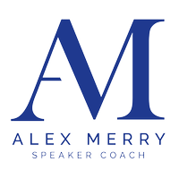 Alex Merry,  Public Speaking Coach logo